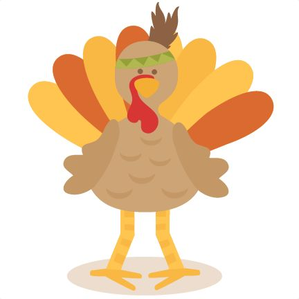 Turkey clip art cute. Best thanksgiving images