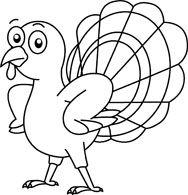 Turkey clip art outline. Search results for pictures