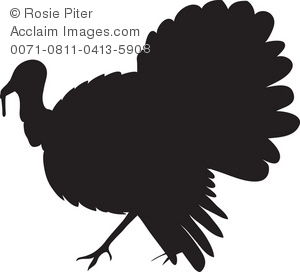 Turkey clip art silhouette. Clipart stock photography acclaim