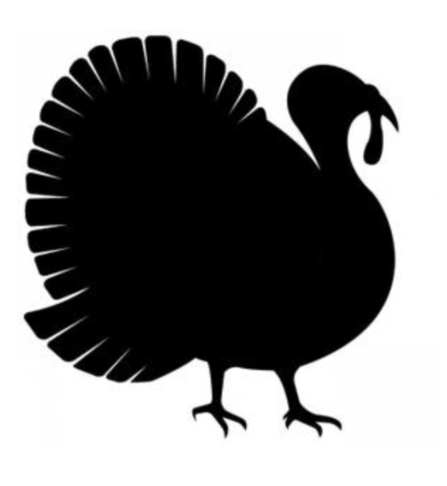 Thanksgiving at getdrawings com. Turkey clip art silhouette svg free download