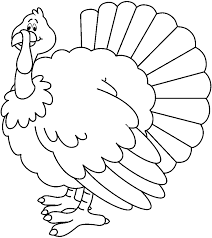 Turkey clipart black and white. Cilpart skillful thanksgiving pictures