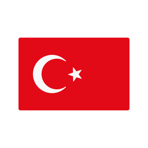 Turkey country png. Nation flag icon size