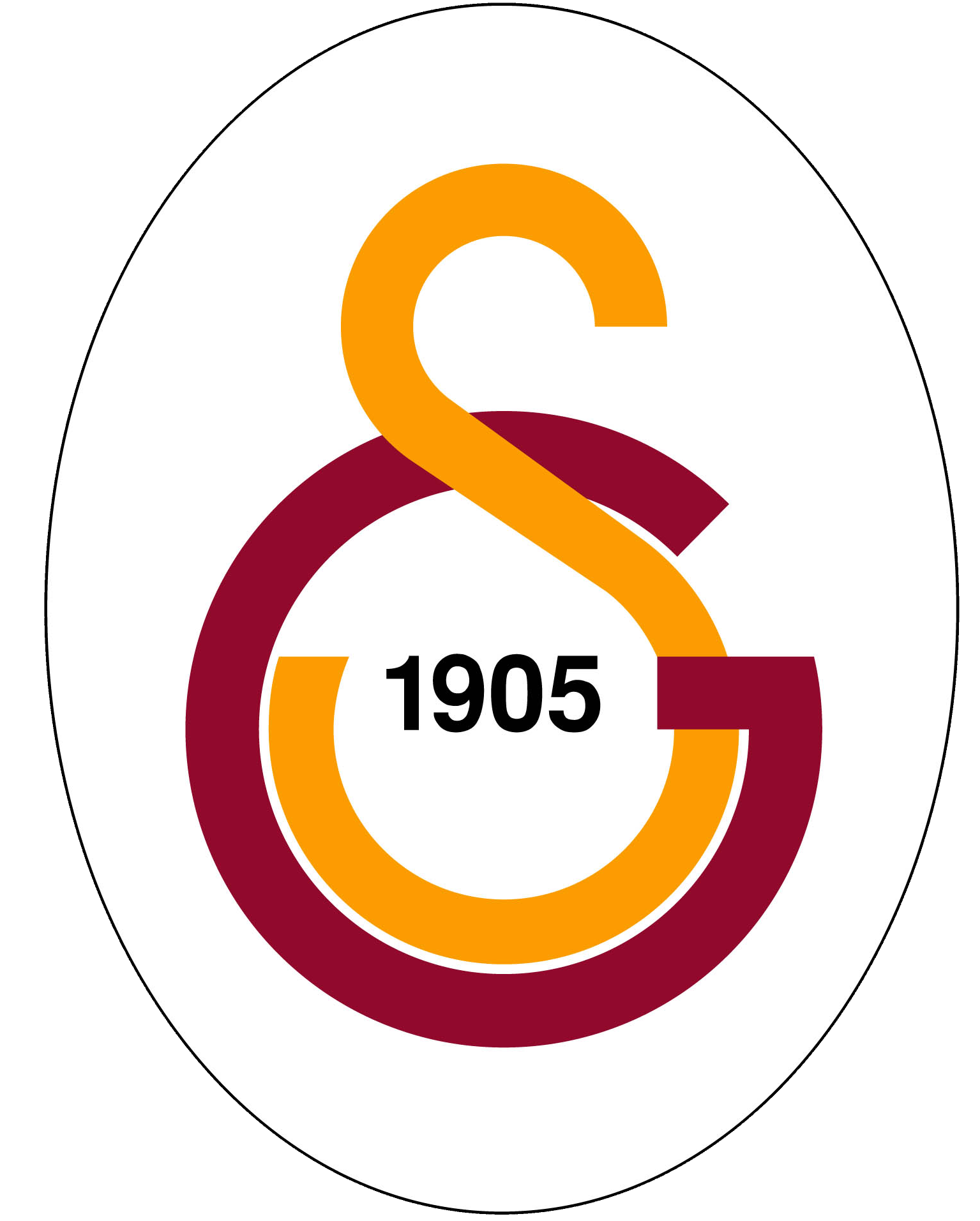 Turkey football federation crest 256 x 256 png image. File galatasaray sports club