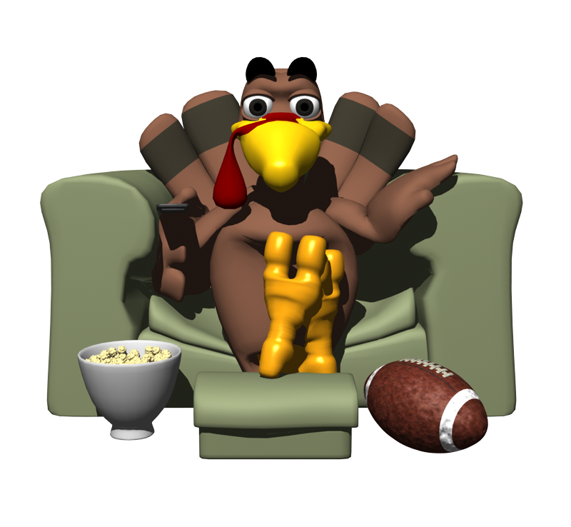Turkey football png. Bowl thanksgiving party themeaparty