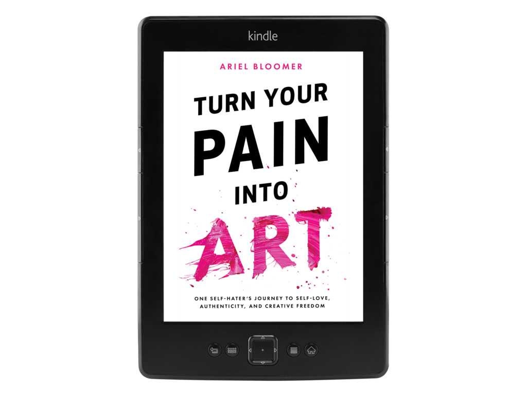 Turn png into icon. Your pain art ebook