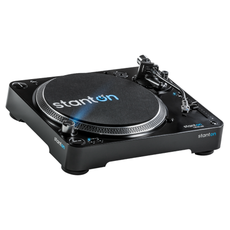 Turntables drawing flower. Stanton t m usb