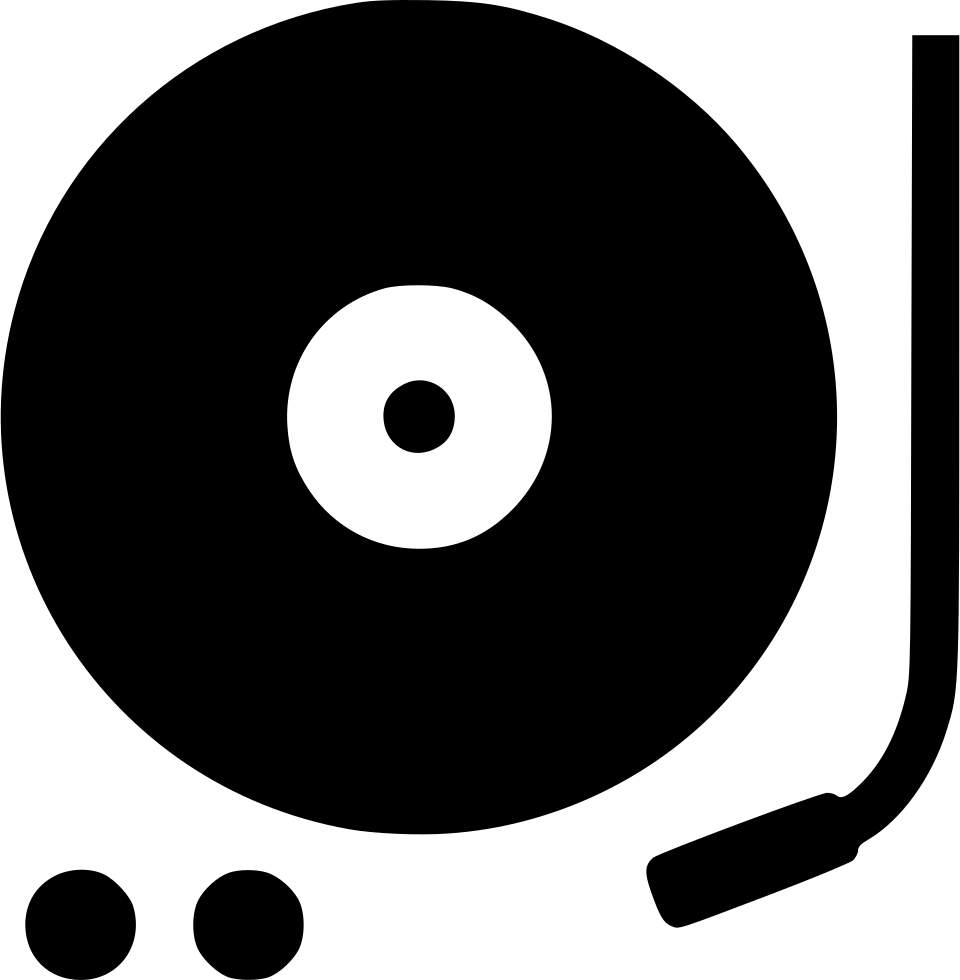 Turntables drawing patent. Turntable svg png icon