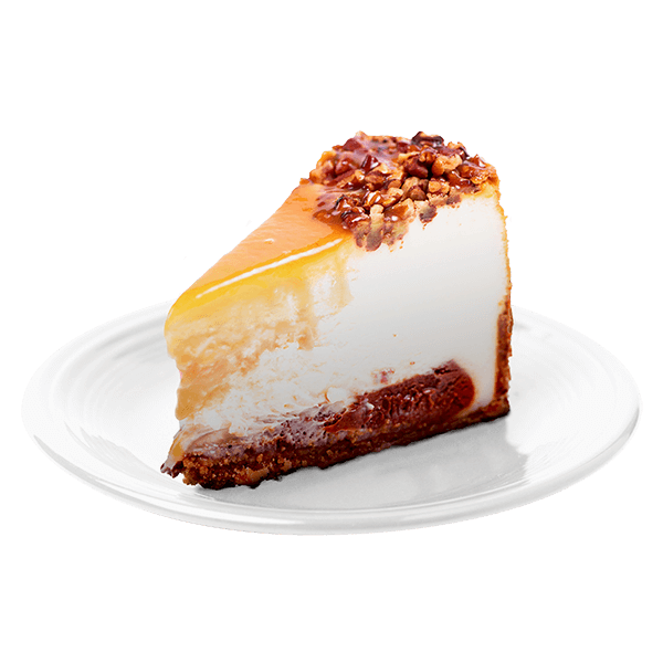 Turtle cheesecake png. Sweet peppers deli starkville