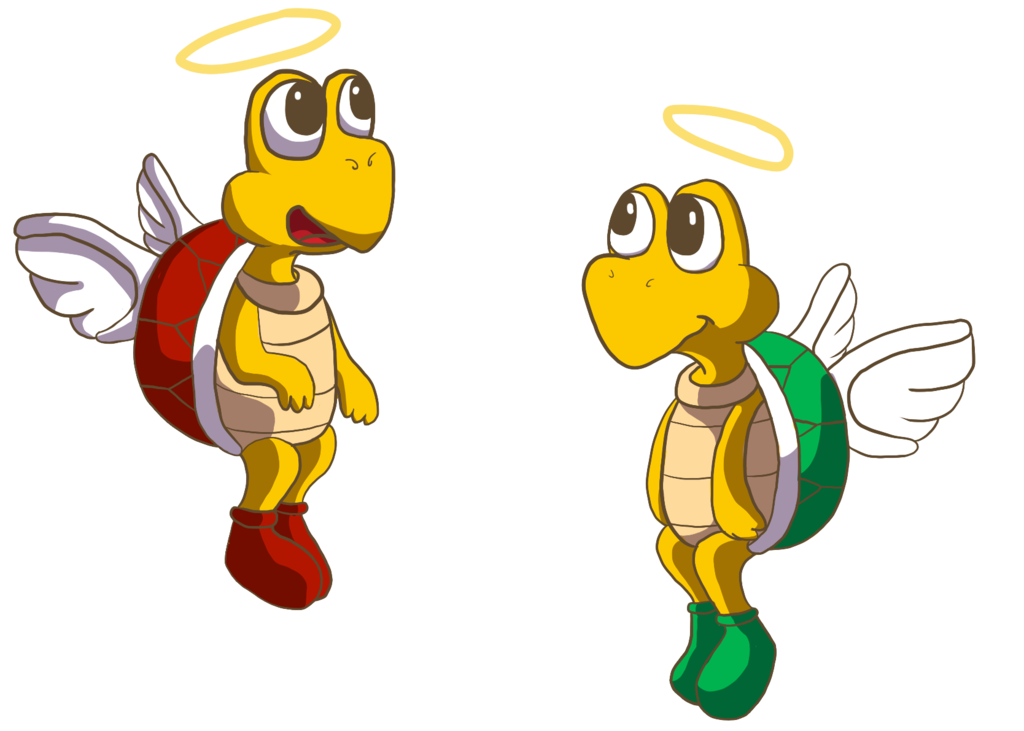 Turtle doves png. Two by nintendhoe on