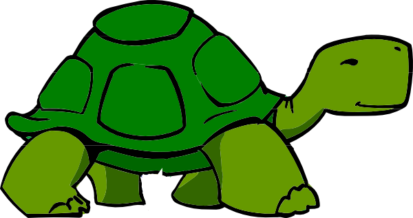 Tortoise vector top. Free animated turtle download