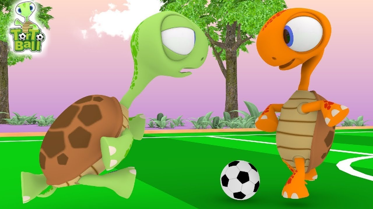 Kick football game fight. Turtles clipart foot svg library download