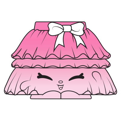 Tutu clipart frilly dress. Shopkins wiki fandom powered