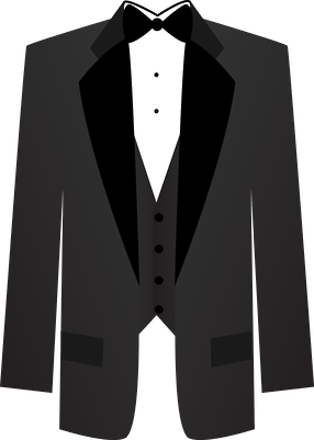 Minus cricut weddings things. Tuxedo clipart picture freeuse