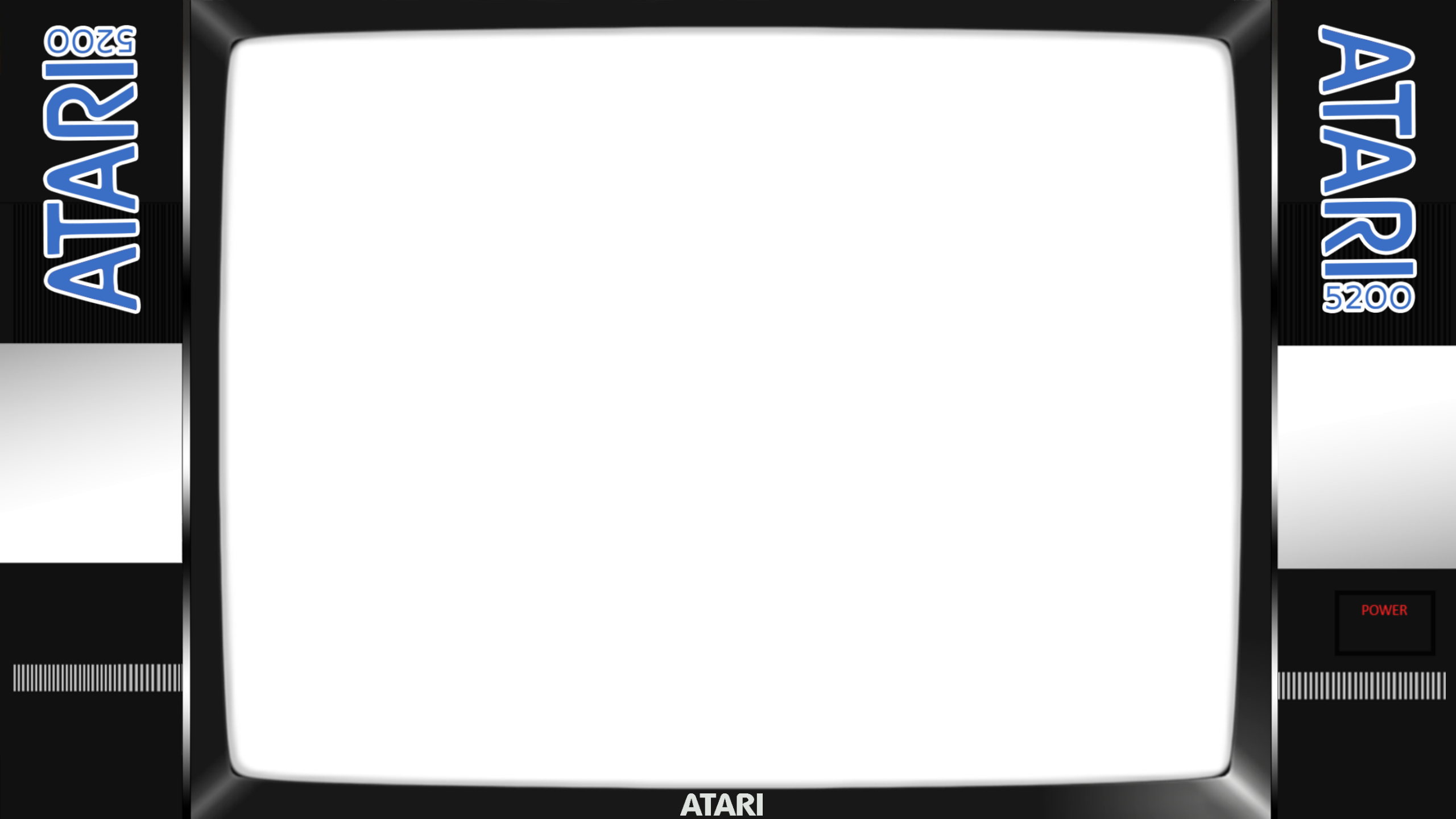 Tv border png. Post your overlays libretro