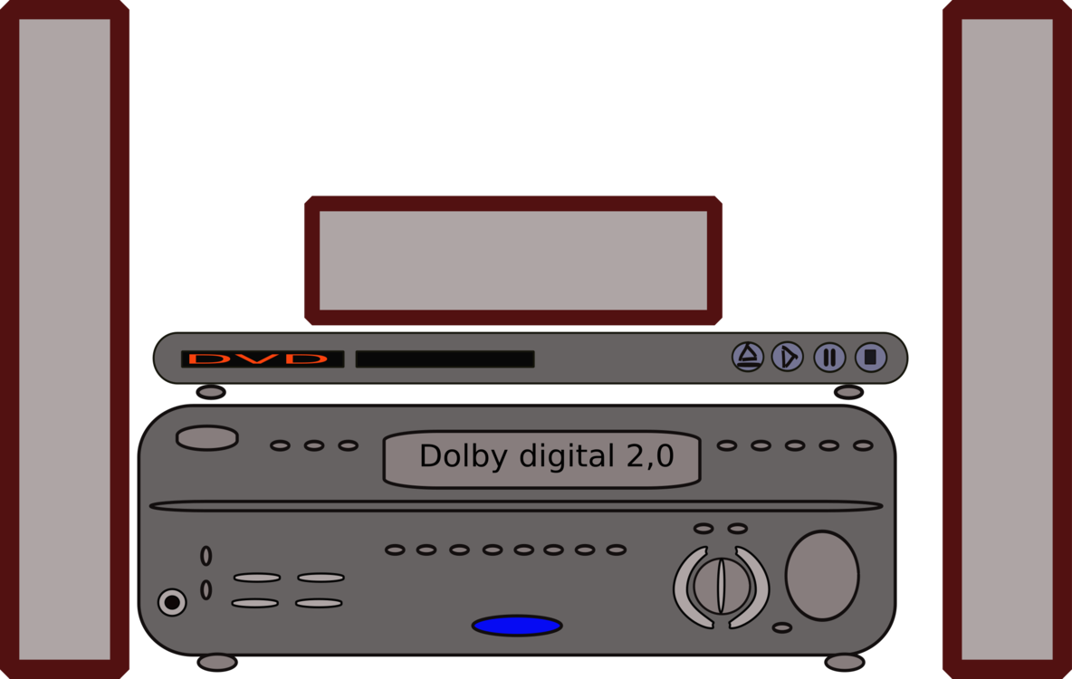 Buildings clipart cinema. Home theater systems entertainment