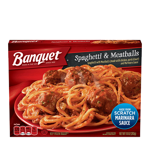 Spaghetti and meatballs png. Banquet