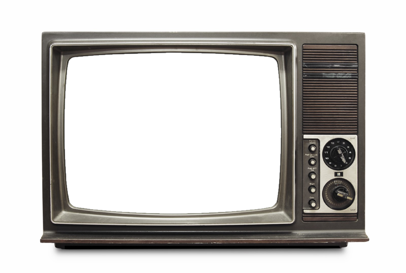 Static tv png. Retro effect with green