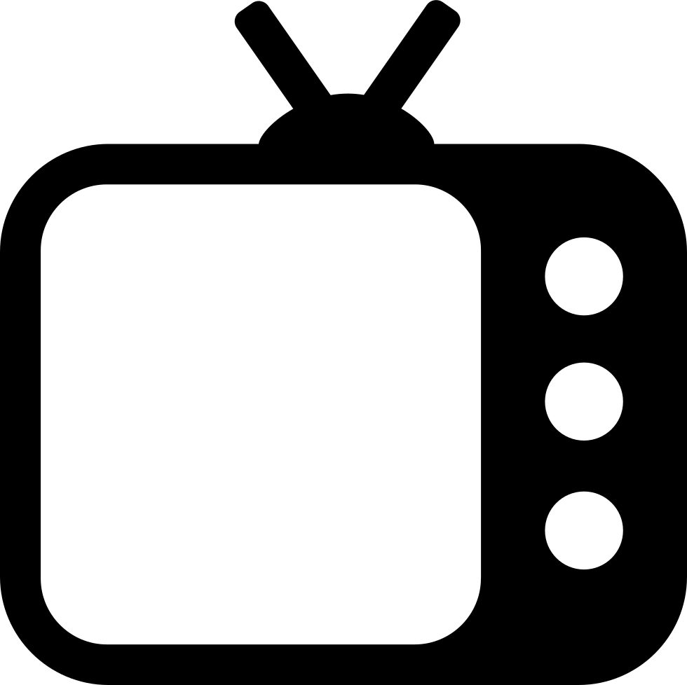 Tv icon png. Cable image