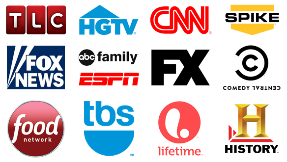 Tv Network Logos Transparent & PNG Clipart Free Download - YA-webdesign