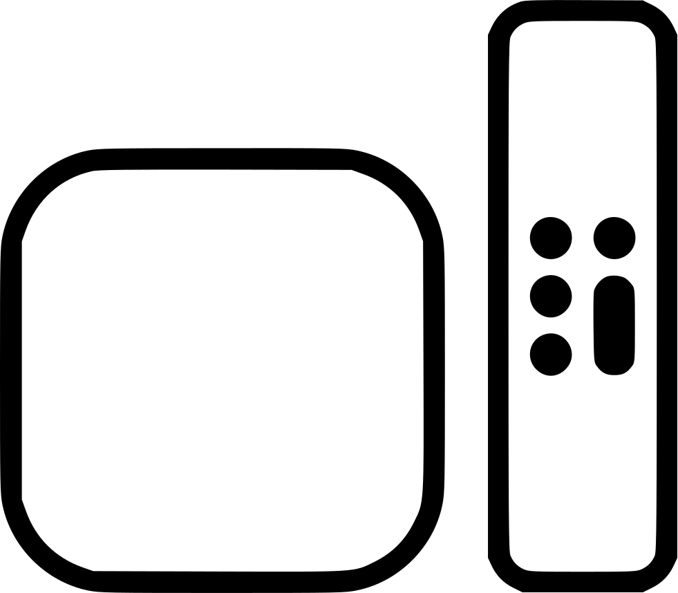 Tv outline png. Svg icon free download