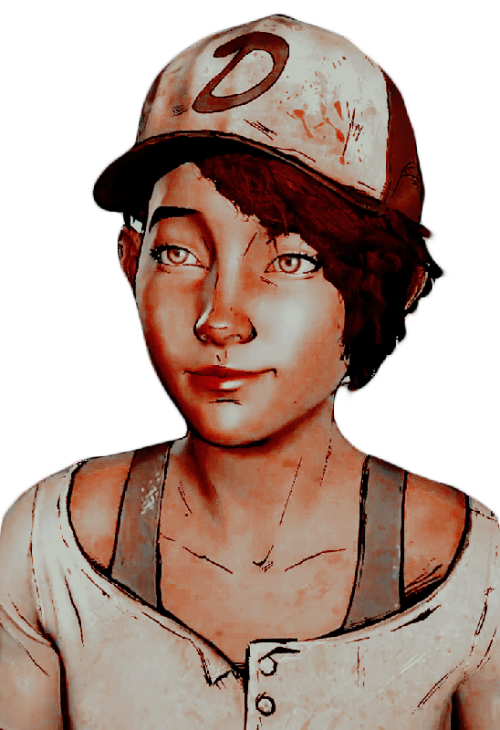 Twd drawing clementine