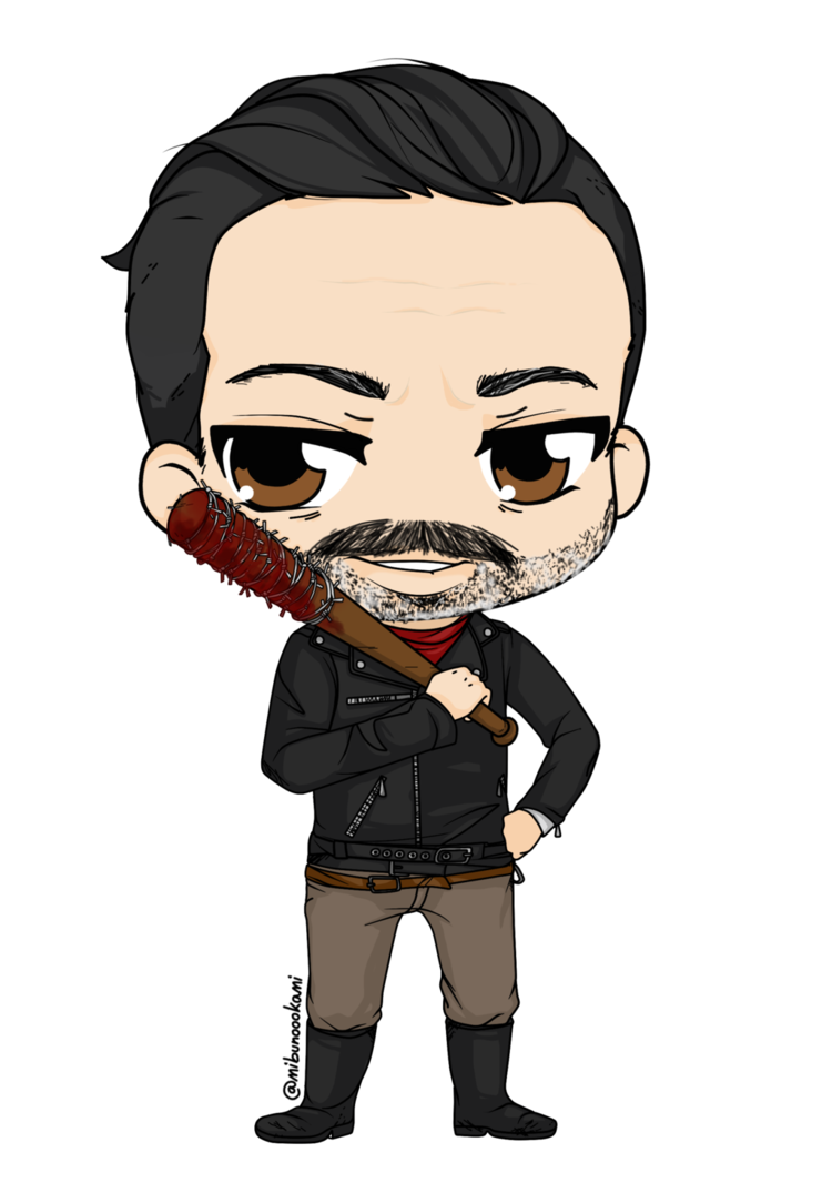 Twd Drawing Negan Picture 1254083 Twd Drawing Negan