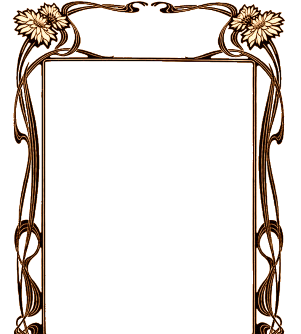 Twig frame png. Borders and frames art