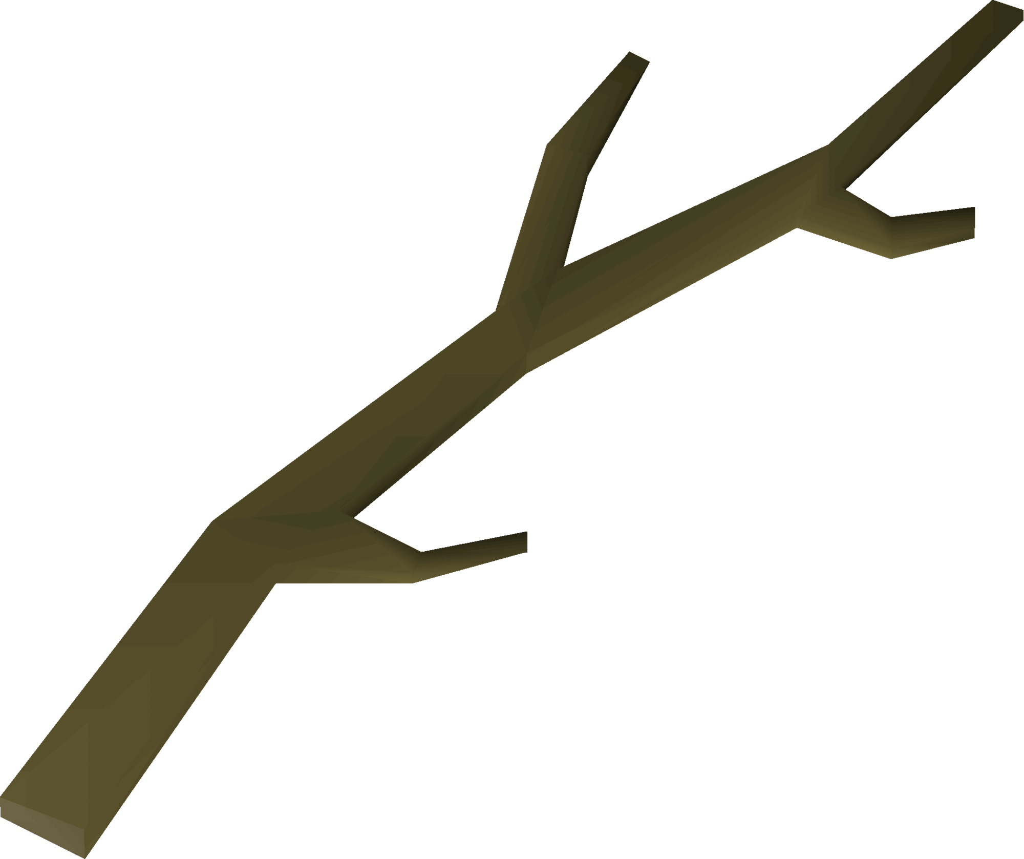 Twig stick png. Willow branch old school