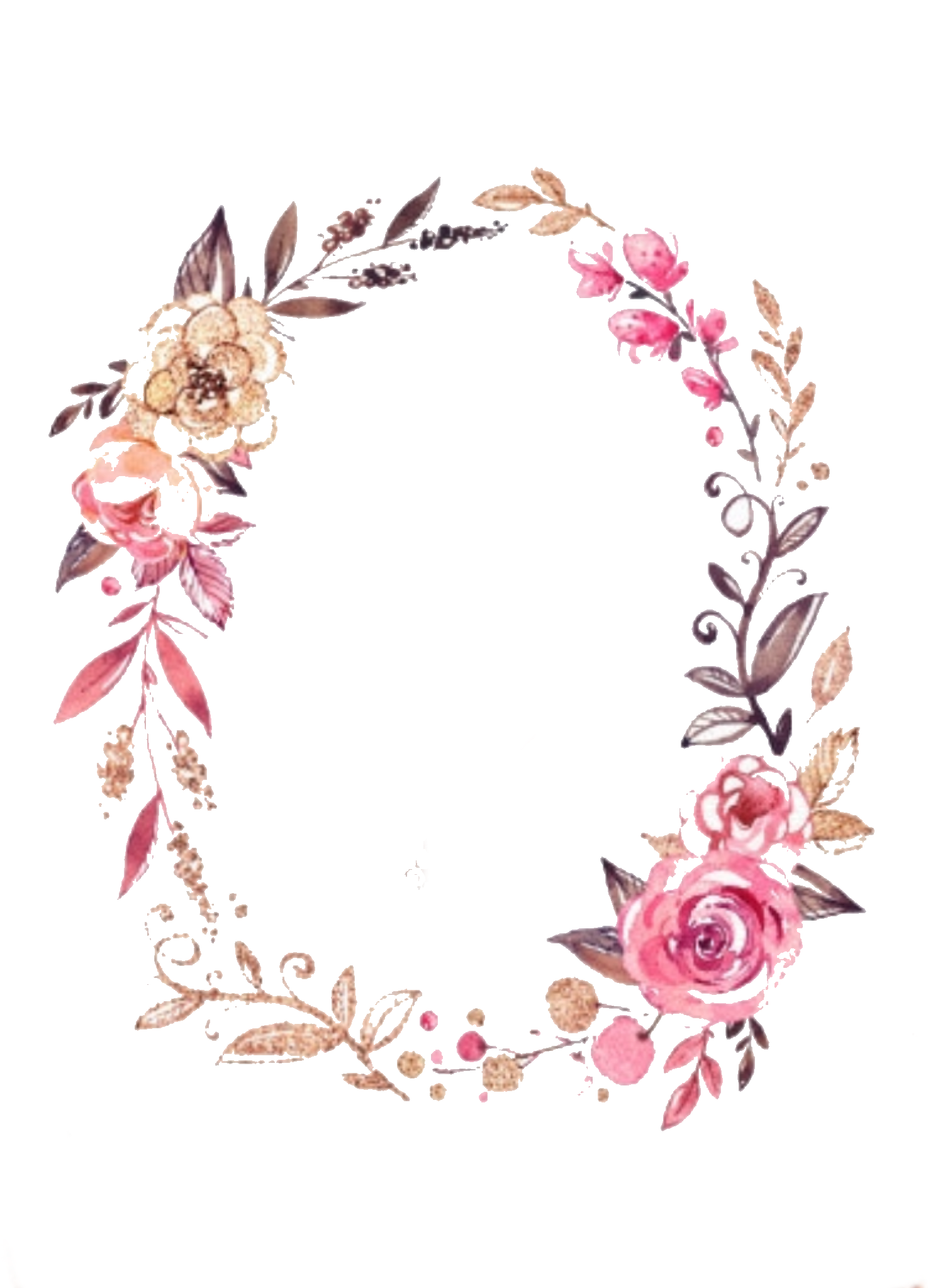 Twig vector berry wreath. Flower graphic designs pinterest