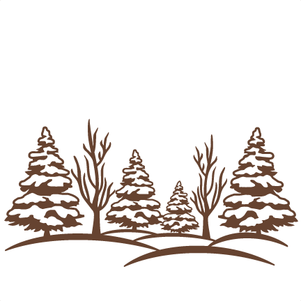 Twig vector christmas. Winter scene svg scrapbook