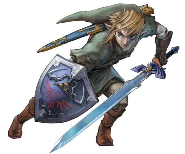Twilight princess hd png. Image the legend of