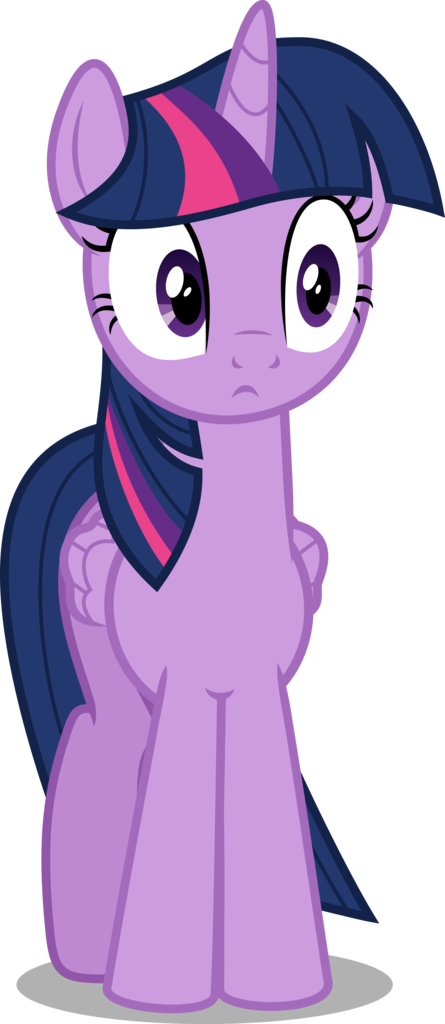Twilight sparkle confused png. Absurd res ai