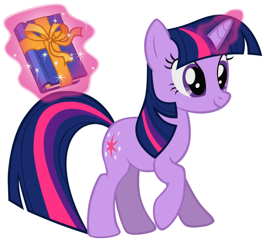 Twilight sparkle mud png. With a book by