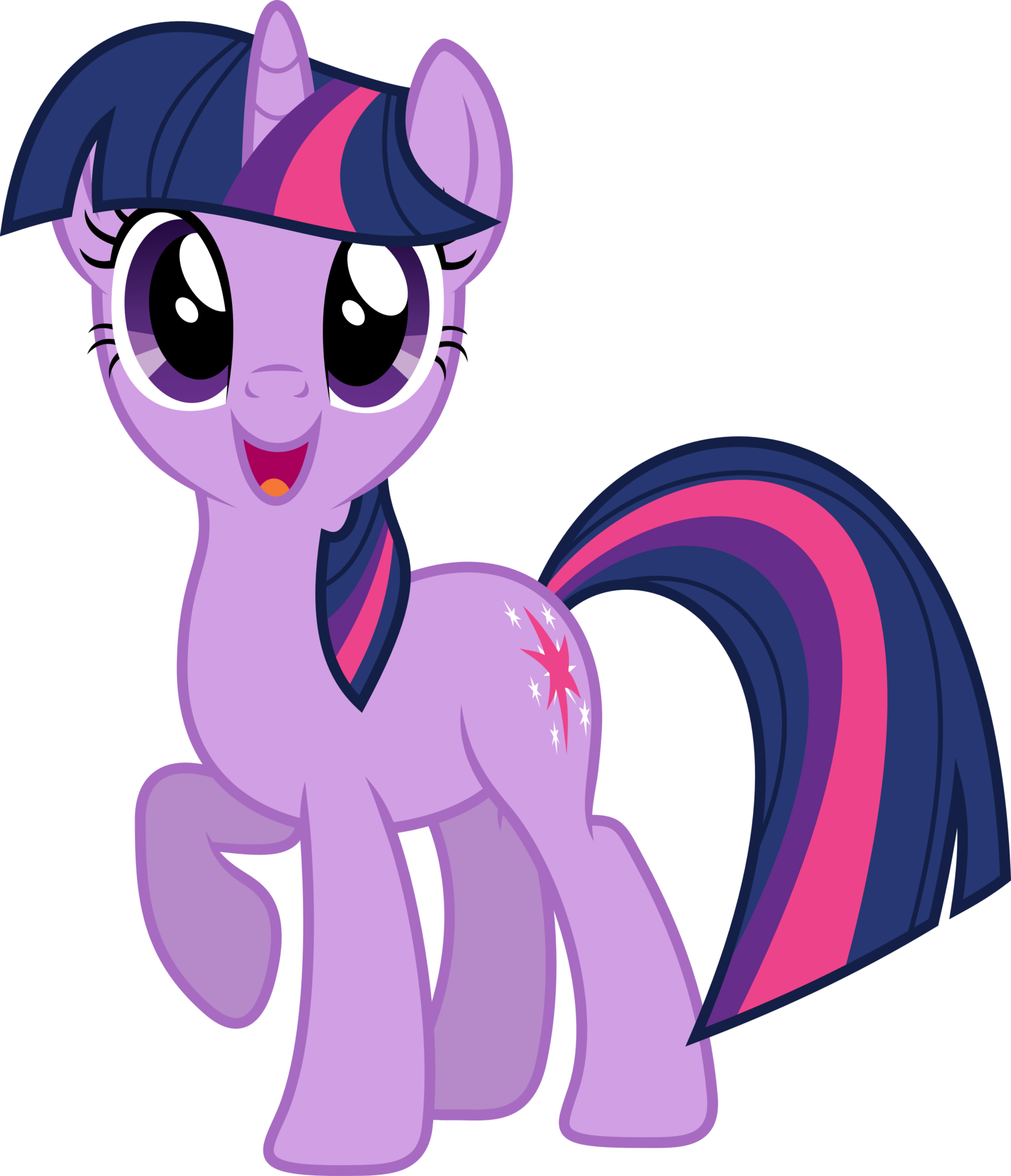 twilight vector mlp fim