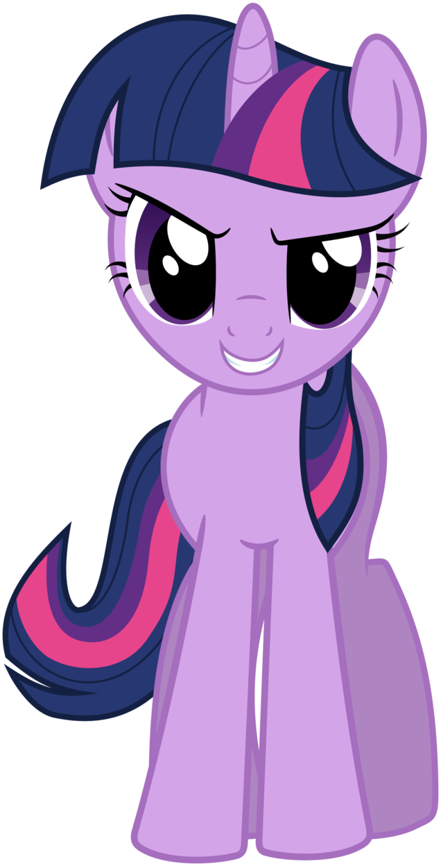 Twilight vector front. Sparkle by proenix on