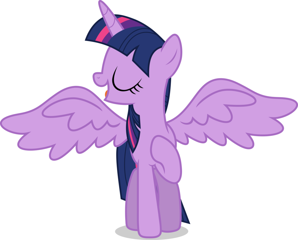 Twilight vector wing. Mlp fim sparkle by