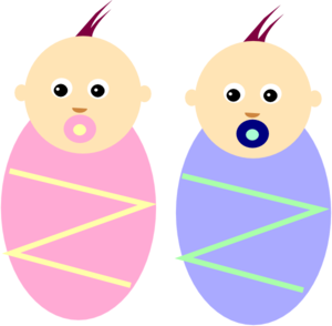Twin drawing banner. Pinterest twins