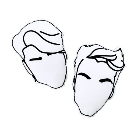 Twin drawing black and white. Dolan twins official store