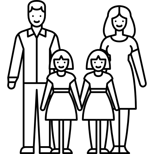 Twin drawing couple. Married with girls free