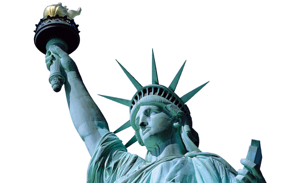 Twin towers and statue of liberty png. Essay on the homework