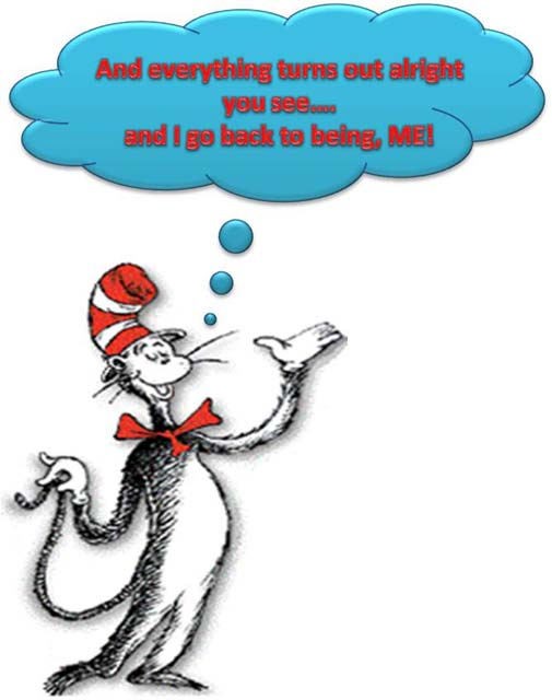 Twins clipart cat in hat. Dr seuss at getdrawings