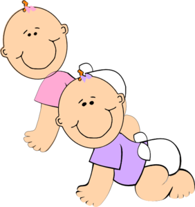 Twins clipart inherited trait. Free cliparts download clip