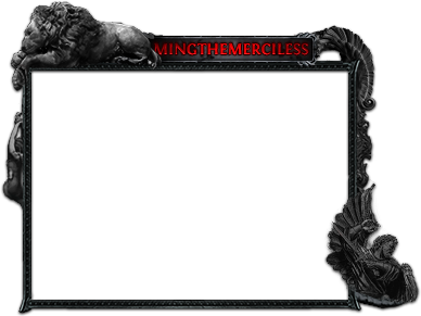 Twitch border png. Path of exile overlays