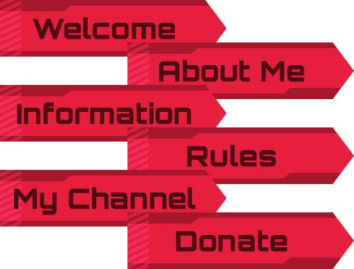 Twitch buttons png. Arrow by twitchozotuh on