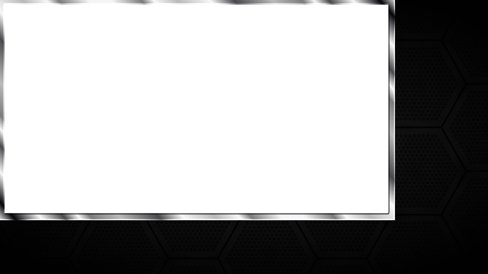 Twitch webcam overlay png. Free overlays black with