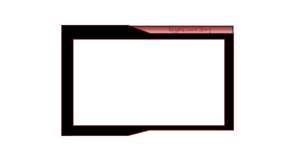 Twitch camera overlay png. Knight guard fury on