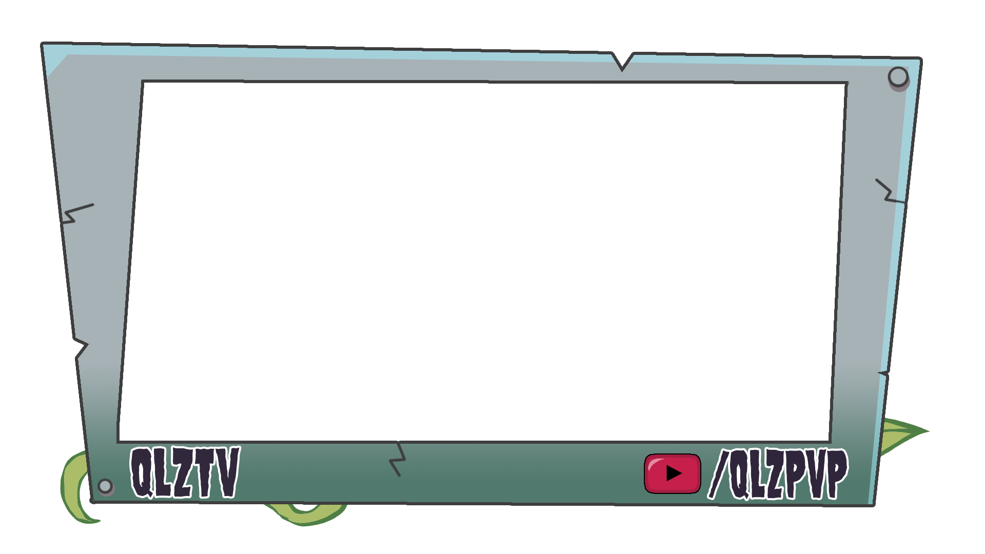 Webcam overlay png. Just made myself a