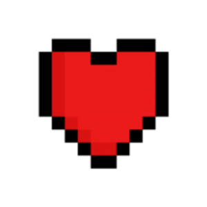 Twitch heart png. Theodd in
