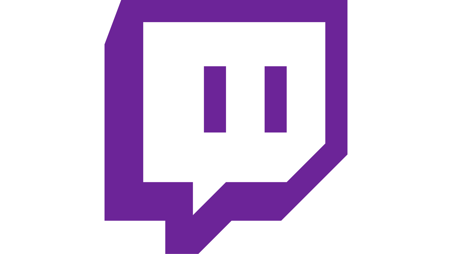 Twitch logo png transparent background. Images free download