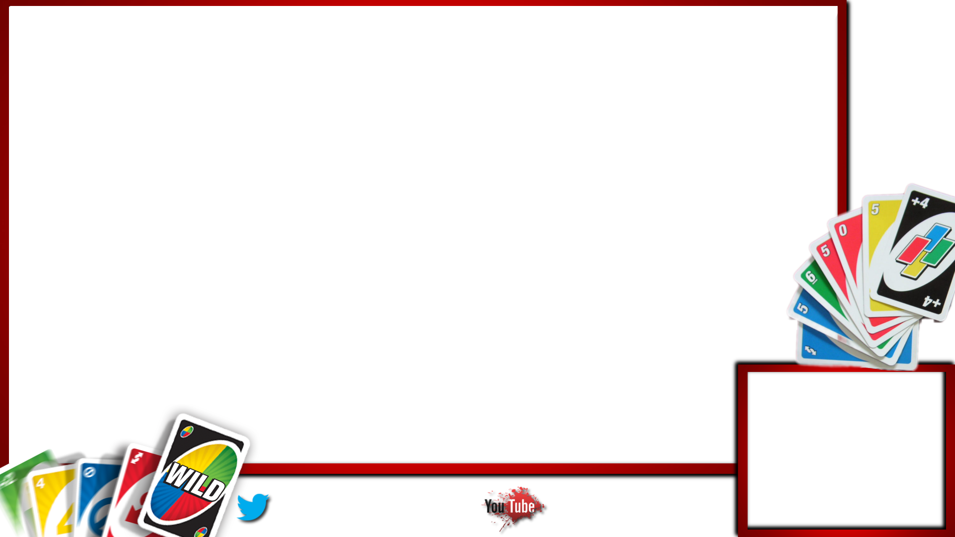 Twitch overlay png. Uno free overlays and